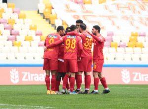 Benjamin Tetteh scores to seal win for Yeni Malatyaspor against Belediyespor