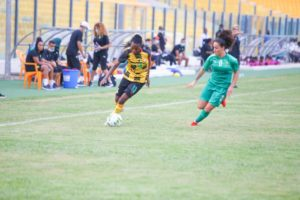 LIVESTREAM: Black Queens of Ghana v Atlas Lionesses of Morocco - International friendly