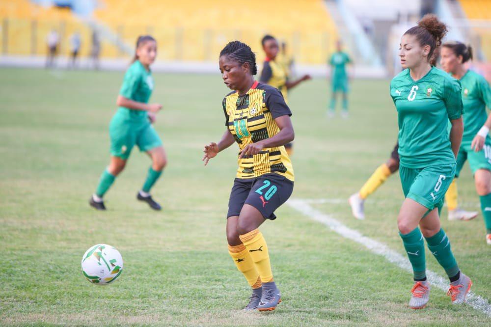 LIVESTREAM: Ghana's Black Queens v Morocco's Atlas Lionesses – International friendly