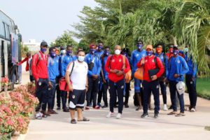20/21 CAF Champions League: FC Nouadhibou pitch camp in Senegal ahead of crucial Kotoko clash