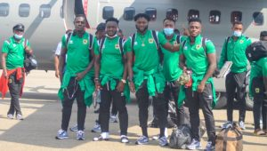 20/21 CAF Champions League: Kotoko team returns to Ghana after FC Nouadhibou draw