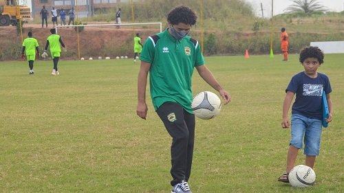 Brazilian midfielder Fabio Gama eyes titles with Asante Kotoko
