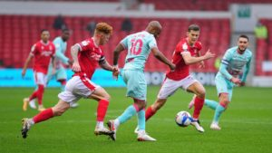Andre Ayew responds to his performance against Nottingham Forest