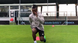 Joesph Aidoo can't wait to play against Granada