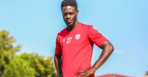 Exclusive: Ghana winger Edwin Gyasi to terminate Samsunspor contract today