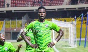 20/21 Ghana Premier League: Hafiz Konkoni scores to power Bechem Utd to beat WAFA
