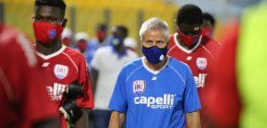 2021 Ghana Premier League: I'm happy for the point but not the performance - Inter Allies coach Henrik Lehm
