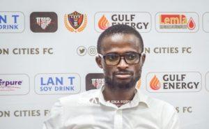 Coach Ignatius Osei-Fosu: Eleven Wonders coach eyes winning GPL title