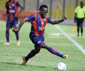 Asante Kotoko eye move for Legon Cities midfielder Jonah Attuquaye