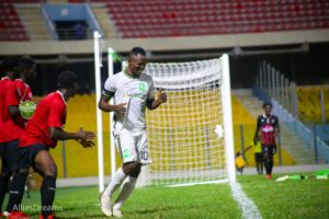 Dreams FC coach Winfred Dormon claims Joseph Esso is the best player in the GPL
