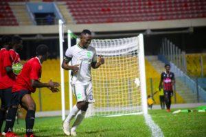Dreams FC coach rates Joseph Esso as the best player in GPL despite Karela United defeat