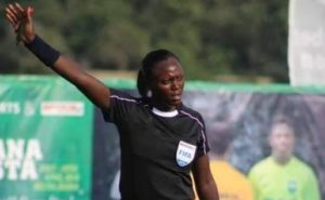 Ghanaian referees miss out on selection of officials for 2023 Women's World Cup