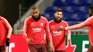 Ghanaian midfielder KP Boateng reveals Messi made him want to quit football