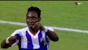 VIDEO: Striker Kofi Kordzi on target as Muaither SC beat Al Mesaimeer SC