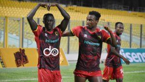 Highlights: Berekum Chelsea 1-1 Asante Kotoko – 20/21 Ghana Premier League