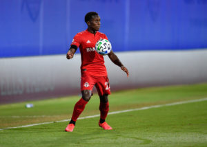 Richie Laryea to feature for Toronto FC against Nashville SC tonight after recovering from injury