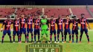 2020/21 Ghana Premier League full squads: Legon Cities FC