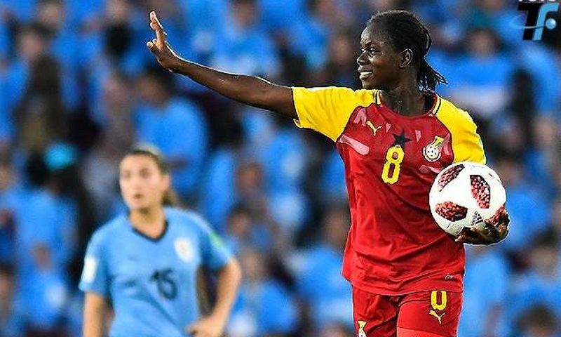 We are happy to have the chance to play against Morocco – Black Princesses captain Mukarama Abdulai