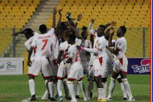 2021 Ghana Premier League: Five fixtures postponed indefinitely