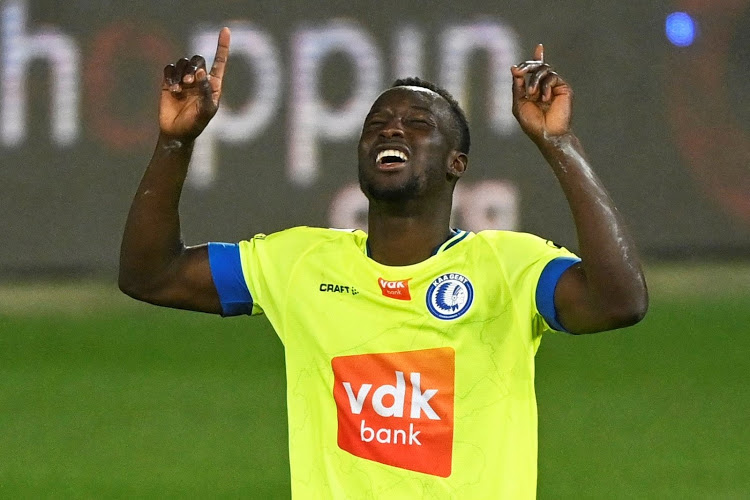 VIDEO: Watch Osman Bukari's debut goal for KAA Gent in Belgian Pro League