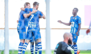 Osman Bukari charges AA Gent teammates to build on Sporting Charleroi victory