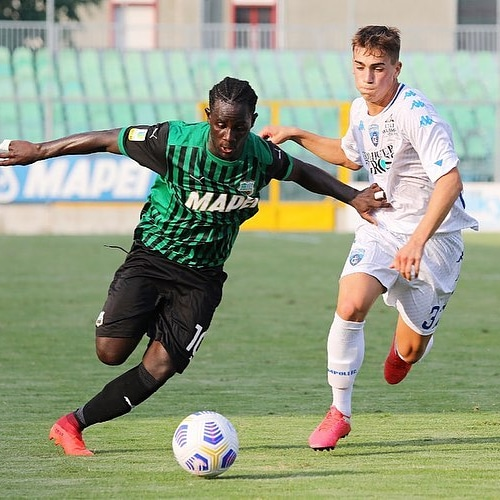 Ghanaian sensation Brian Oddei included in Sassuolo's team to face Hellas Verona in Serie A