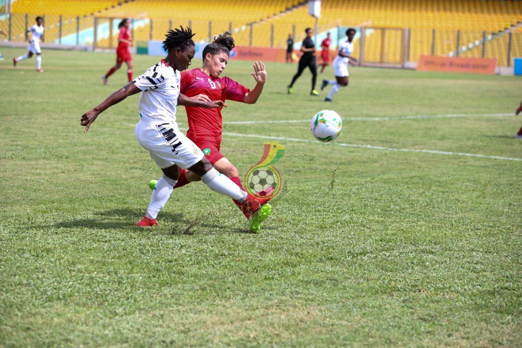 Morocco beat Ghana's Black Princesses 1-0 in friendly