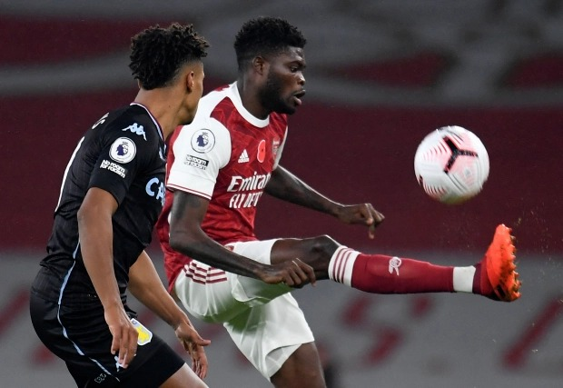 EXCLUSIVE: Thomas Partey out of action until new year