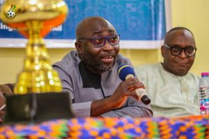 GFA will attack 1xBet, Soccabet, others for stealing from us - Prosper Harrison Addo