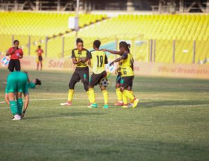 Ghana's Black Queens beat Atlas Lionesses of Morocco 2-0 in international friendly