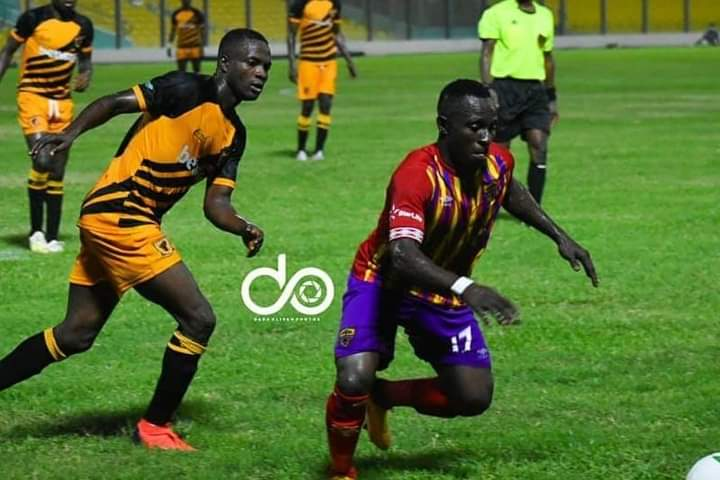 Patrick Razak will get national team call-up if he keeps playing well – Kwabena Yeboah