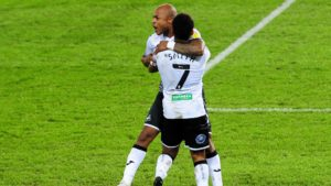 I am yet to regain full fitness - Swansea City ace Andre Ayew reveals