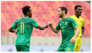 Ghana's group G opponent South Africa set to play in front of fans