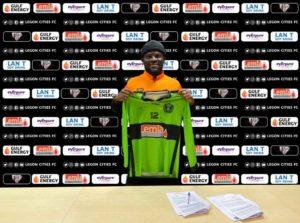 Fatau Dauda eyes GPL title triumph with Legon Cities FC