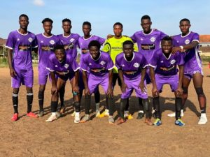 Pre-season friendly: Golden Strikers FC brush side Supreme Light SA with a 2-0 win