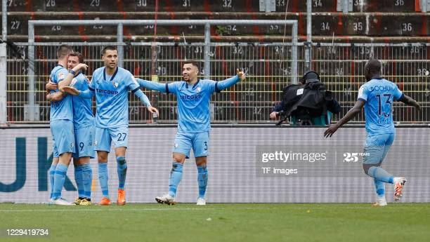 Substitute Rahman Chibsah scores to seal big win for Bochum against Hamburg