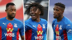 FEATURE: Eze, Jordan & Zaha show Crystal Palace the way forward vs Leeds