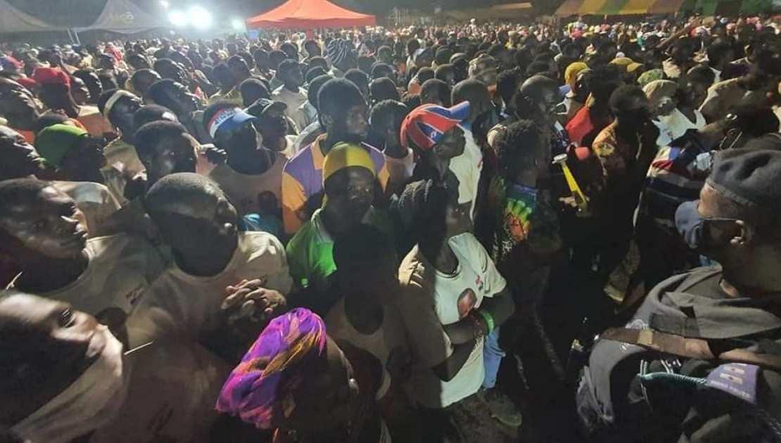 Jerome Otchere writes: Revisit ban on football fans