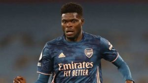 Lampard preferred Thomas Partey over Rice during the transfer window