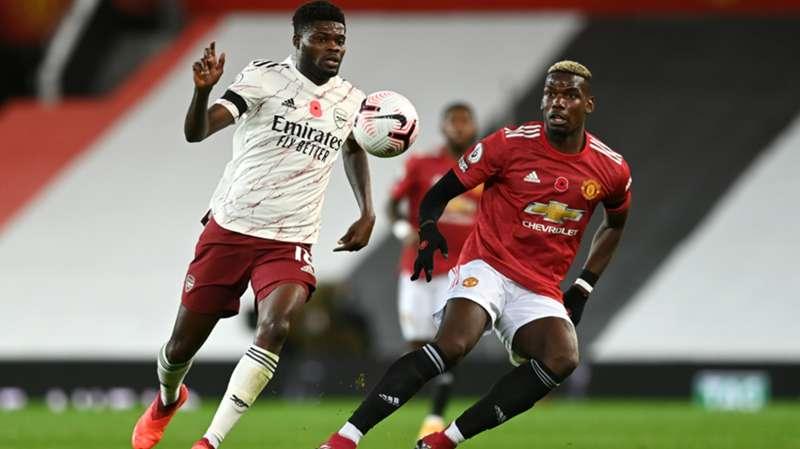 FEATURE: Should Arteta lean on Partey & Elneny after Manchester United masterclass?
