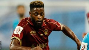 CAF Confederation Cup: Former Arsenal midfielder Alex Song loses on his debut