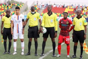 Caf Champions League: Asante Kotoko, Nouadhibou tie to be played without fans