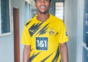 Mohammed Abubakar returns to training after one month on the sidelines