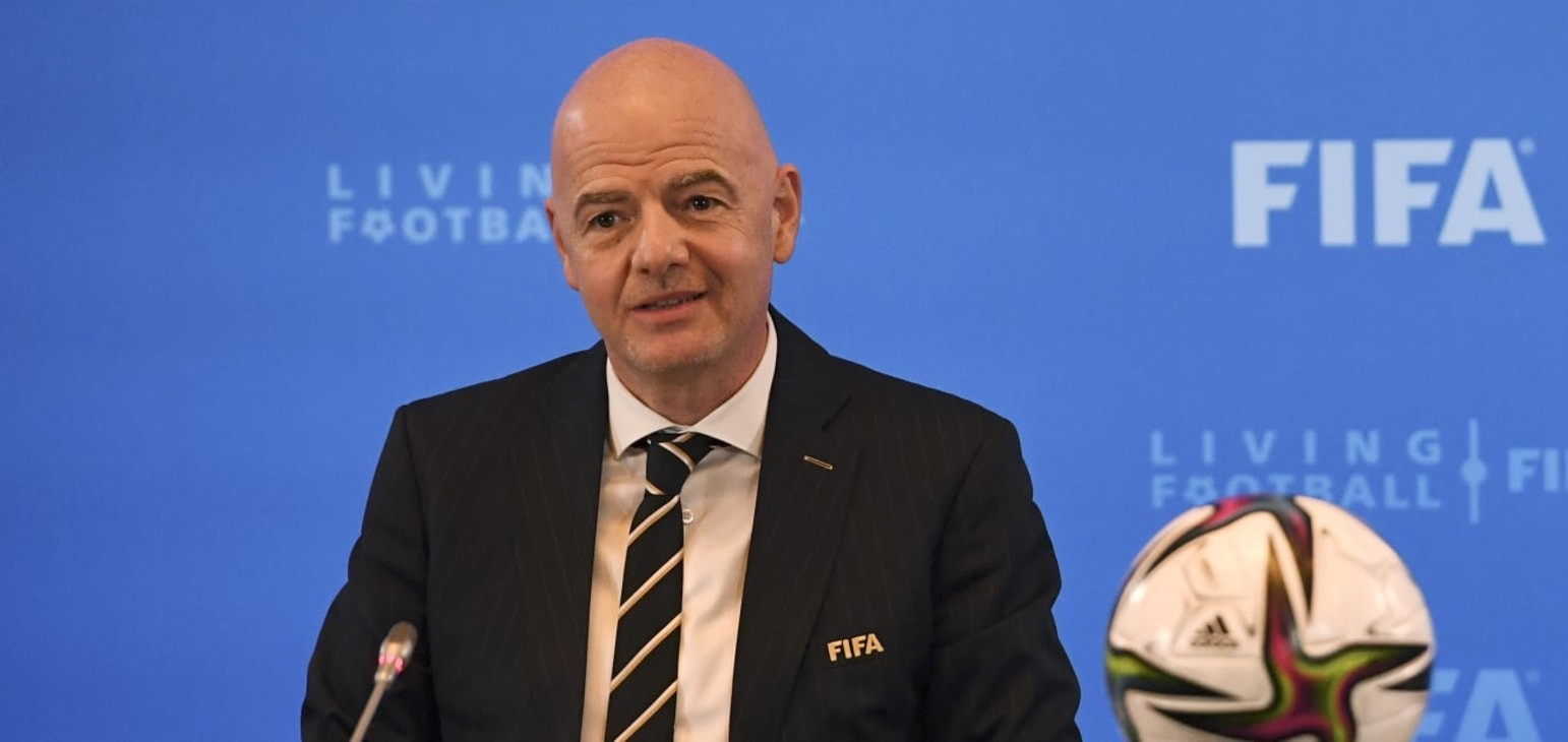 Future in focus as FIFA President stresses Asia's key role  | Football News |