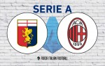 Serie A LIVE: Genoa v AC Milan
