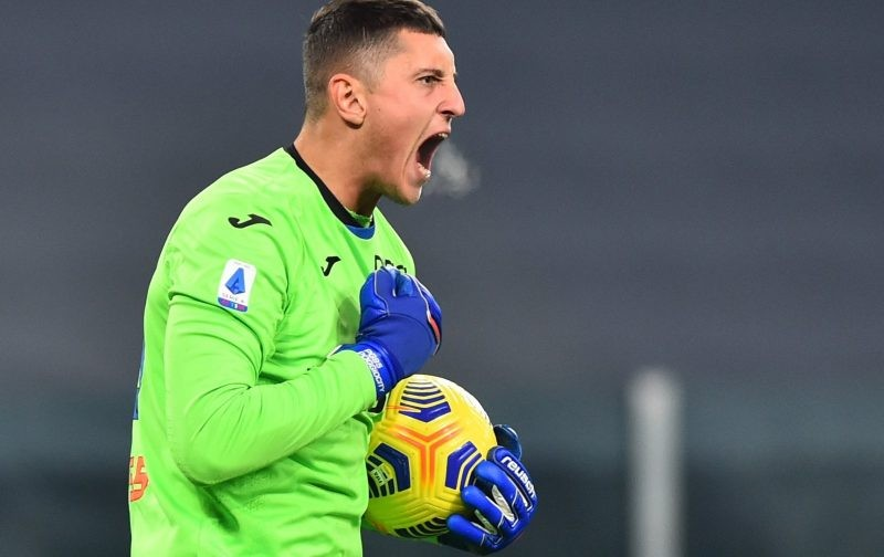 Atalanta player ratings: Inspired Gollini frustrates Juventus