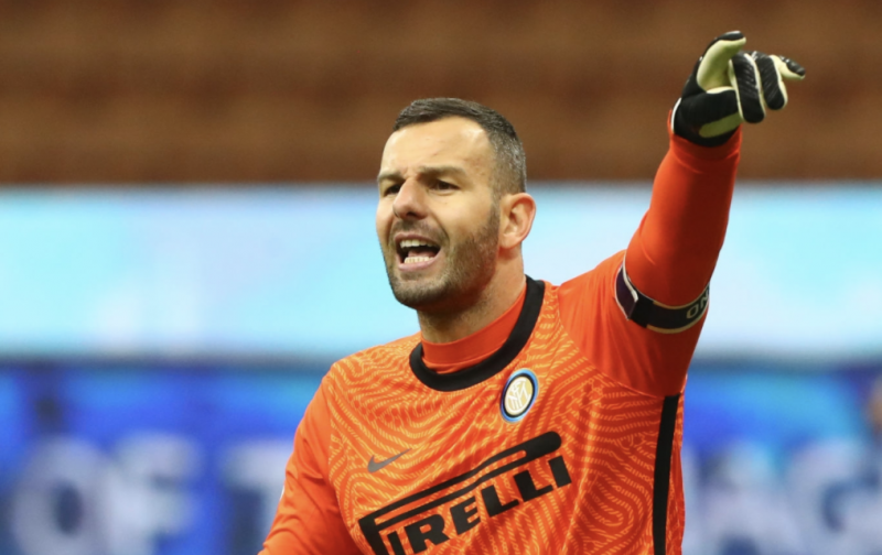 Inter player ratings: Handanovic redeems himself