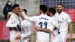Real Madrid 2-0 Granada: Player Ratings as Los Blancos Win 5th Consecutive La Liga Game