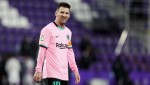 Lionel Messi set to miss Barcelona's clash with Eibar