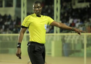 Caf Confederations Cup: Nigerian match officials appointed for Salitas FC vs AshantiGold game